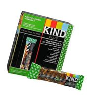KIND Plus Almond Cashew + Omega 3 Snack Bar 36 Bars