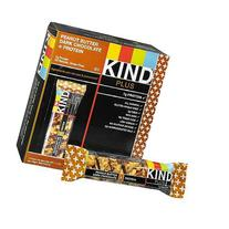 KIND Plus Antioxidants, Peanut Butter Dark Chocolate +