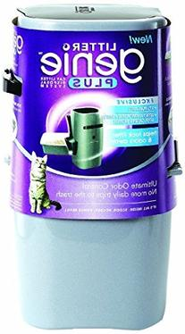 Litter Genie Plus Cat Litter Disposal System with Odor Free