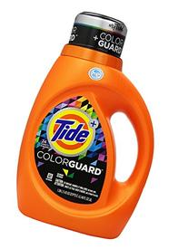 Tide HE Turbo Clean ColorGuard Liquid Laundry Detergent, 24