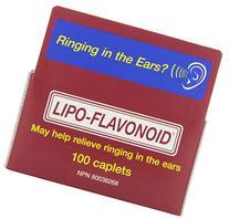 Lipo-Flavonoid Plus Dietary Supplement Ear Health, 100