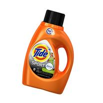 Tide Plus Febreze Freshness Sport High Efficiency Liquid