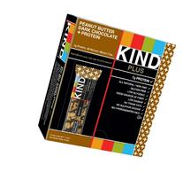 Kind Plus, Peanut Butter Dark Chocolate + Protein, Gluten