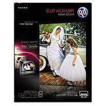 HP Premium Plus Photo Paper, soft Gloss