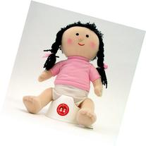 Once Upon A Potty Plush Doll Set With Mini-Potty - Girl