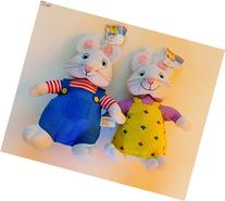 """""""New"""" Max and Ruby 14"""" Max Plush Doll Toy"""