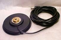 Workman PM5-NMO CB Radio Antenna Magnet Mount with PL-259