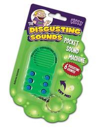 BigMouth Inc Pocket Disgusting Sounds Machine
