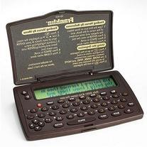 Franklin Pocket King James Version Electronic Holy Bible