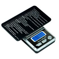 500g x 0.1g Digital Pocket Scale for Jewelry Coins Silver
