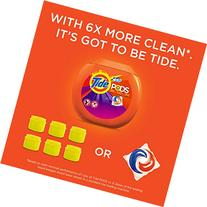 Tide PODS Spring Meadow HE Turbo Laundry Detergent Pacs 81-