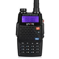 Pofung BF-F9+TP Tri-Power Transceiver, Dual Band UHF/VHF