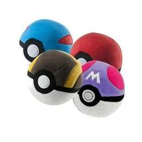 Pokémon Poké Master Ball Plush, 5-Inch