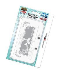 Pokemon 3DS XL TPU Silicone Cover XERNEAS Case Protector