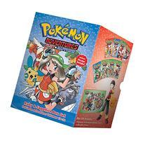 Pokémon Adventures Ruby & Sapphire Box Set: Includes