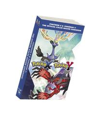 Pokémon X & Pokémon Y: The Official Kalos Region Guidebook