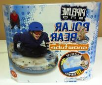 "Pipeline Sno 43"" Polar Bear Snowtube"