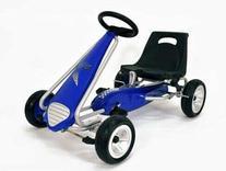 Pole Position Pedal Car