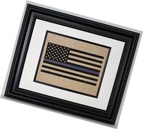 POLICE Gift - Thin Blue Line Flag - State Police, Law