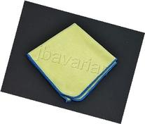 BMW polishing cloth - YELLOW