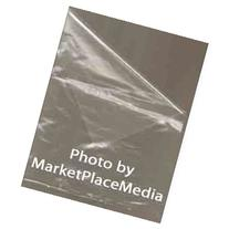 "Poly Bags 24"" x 36"", Qty 100, Clear - Plastic Poly Bags"