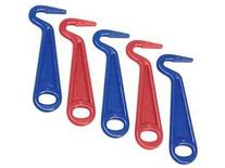 Abetta Poly Hoof Pick Pack Of 100 - Assorted - 7 1/4