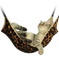 Luxmo Polyester Pet Cage Hammock