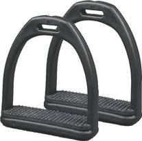 Metalab Polymer Light Stirrups - Black - 4 3/4