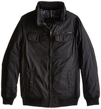 Tommy Hilfiger Men's Big-Tall Polytwill Two Pocket Bomber