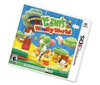 Poochy & Yoshi's Woolly World - Nintendo 3DS