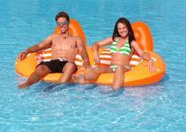 Sportsstuff Tek 54-1982 Pool and Beach 2UP Lounge