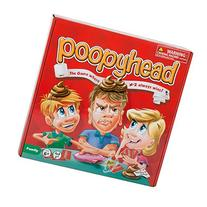 Poopyhead Card Game - The Game Where Number 2 Always Wins