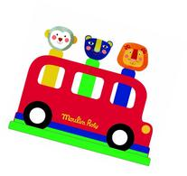 Moulin Roty Pop Up Bus Toy