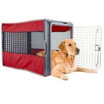 "Sportpet Large Pop Crate Pet Crate, 20.75""W x 36""D x 22""H,"