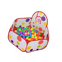 Baomabao Pop up Hexagon Polka Dot Children Ball Play Pool