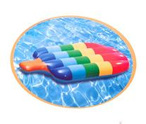 Popsicle Lounge Inflatable Raft Float