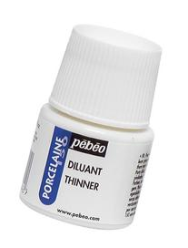 Pebeo Porcelaine 150 China Paint, Thinner 45-Milliliter