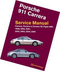 Porsche 911 Carrera  Service Manual: 1999, 2000, 2001, 2002