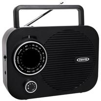 Alba Portable FM/AM Radio - Black