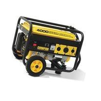 3500/4000 Watt Portable Generator w/Wheel Kit