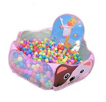 Portable Ocean Ball Pit Pool Outdoor Indoor Kids Popup