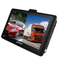 Xgody 7 Inch Portable Truck Car GPS Navigation Sat Nav Touch
