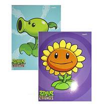 Plants vs Zombies Portfolio Folder 2-Pack - Sunflower &