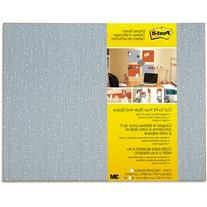 Post-it Cut-to-Fit Display Board, 18 x 23-Inches, Ice color