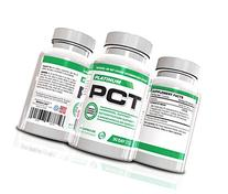 PCT Platinum Post Cycle Support With Liver Support 60