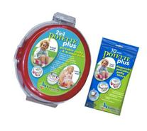 Potette Plus Travel Potty includes EXTRA 10-Pack of Liners