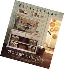 Pottery Barn Storage & Display: Stylish Solutions for