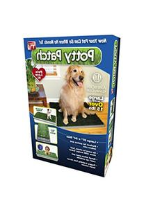 Potty Patch - Economical Dog Litter Box and Grass Patch that
