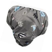 Kushies Potty Taffeta Training Pants - Small - Charcoal