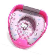 Hello Kitty Potty Train Toilet Seat Cover - Hot Pink